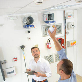 Fire Alarm Testing & Inspection
